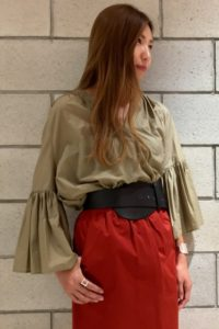 STAFF SNAP.-NEW ARRIVAL-