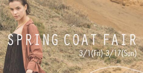 SPRING COAT FAIR